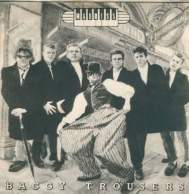 Madness Baggy Trousers album cover