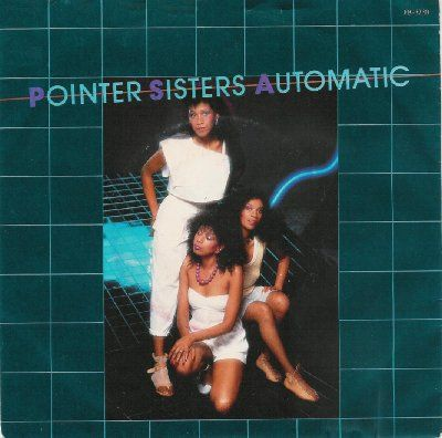 Pointer Sisters Automatic album cover