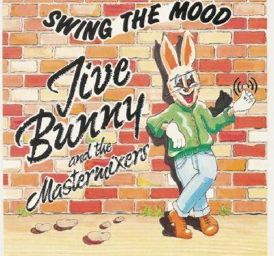 Jive Bunny & The Mastermixers Swing The Mood album cover