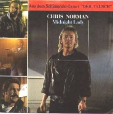 Chris Norman Midnight Lady album cover