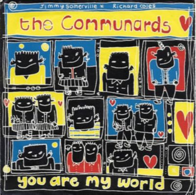 Communards You Are My World album cover