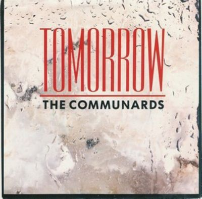 Communards Tomorrow album cover