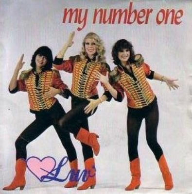 Luv' My Number One album cover